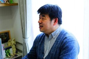 亀田智仁(かめだともひと)先生
