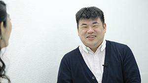 あなた商品化プランナー 亀田智仁さん